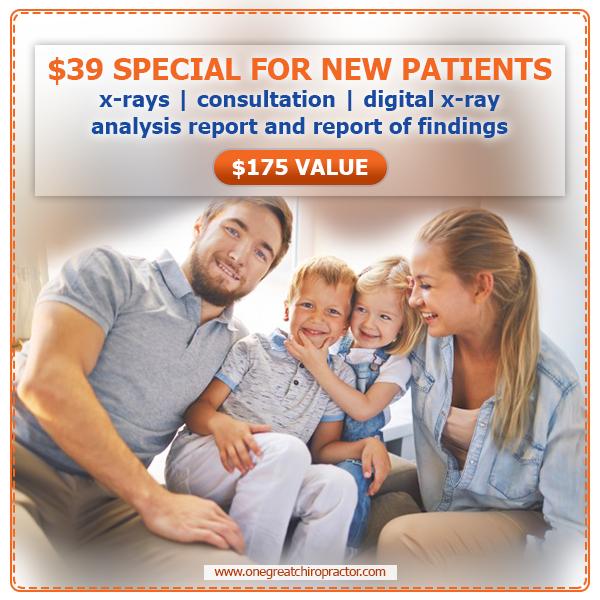Chiropractor New Patient Offer